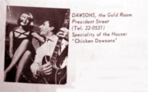 dawson's