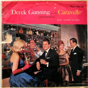 Derek Cunning at The Caravelle cover