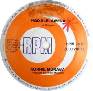 korrie moraba -Ngixulaelawena