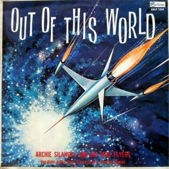 out of this world cover