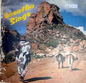 lesotho sings cover