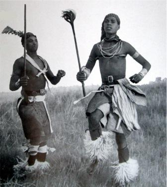 African Tribe Dance The