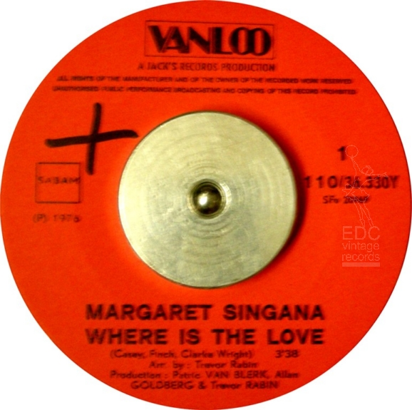 Margaret Singana - Stand By Your Man