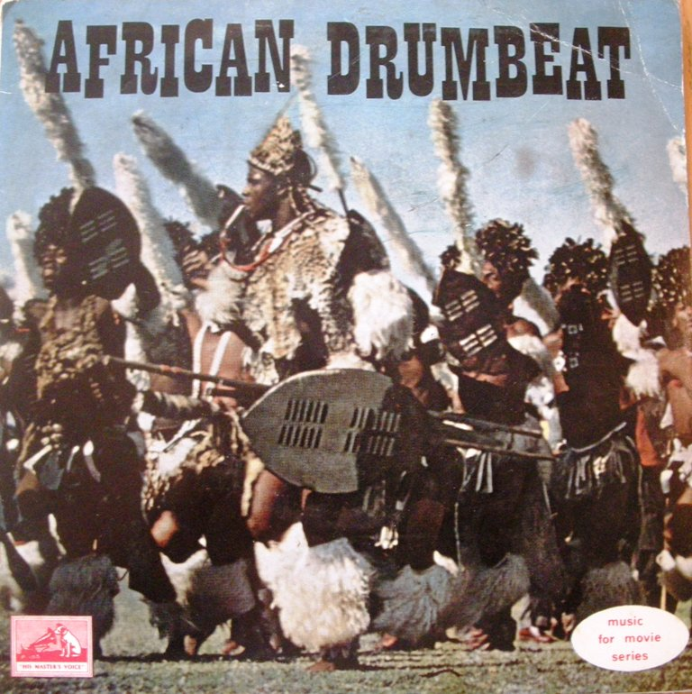 African Tribe Dance African drumbeat ep -his