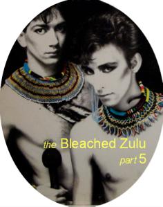the bleached zulu logo def