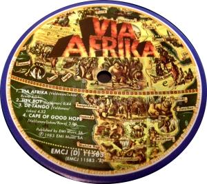 via afrika label