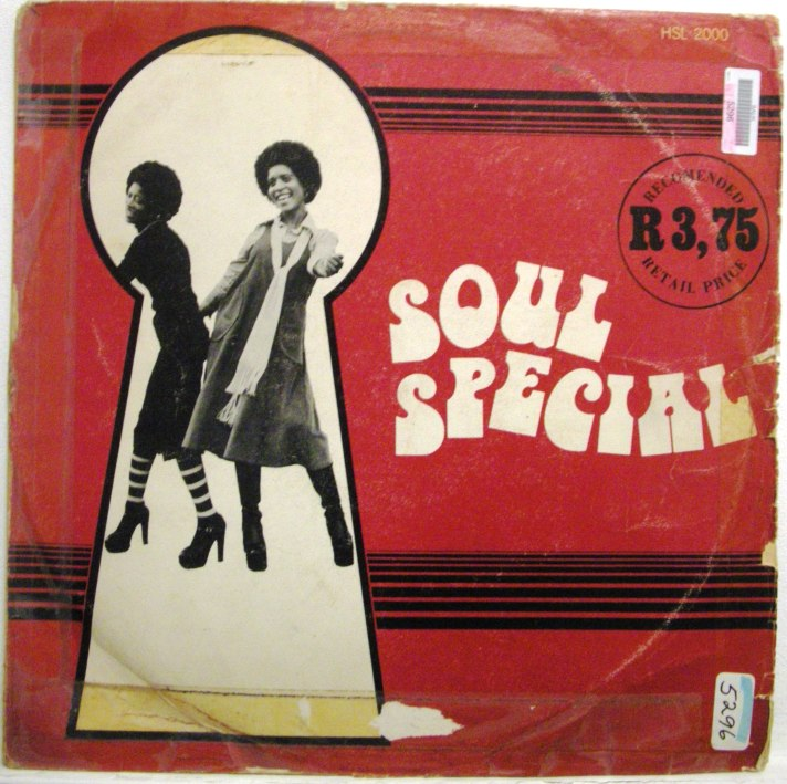 soul special cover front