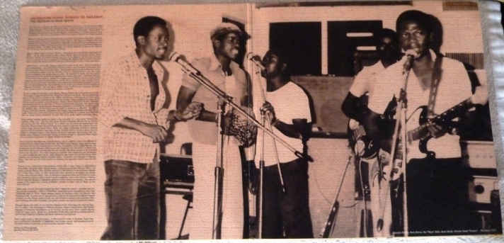 The Bariba Sound 1976 binnen