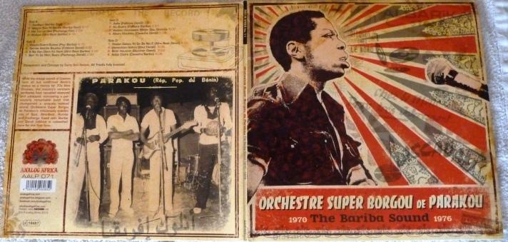 The Bariba Sound 1976