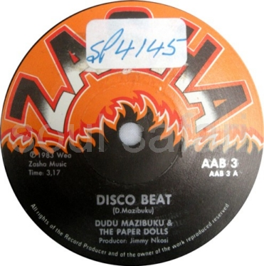 dudu mazibuku & the paper dolls -disco beat gecomp_1