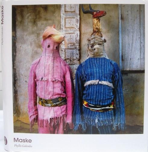 Maske Phyllis Galembo -cover