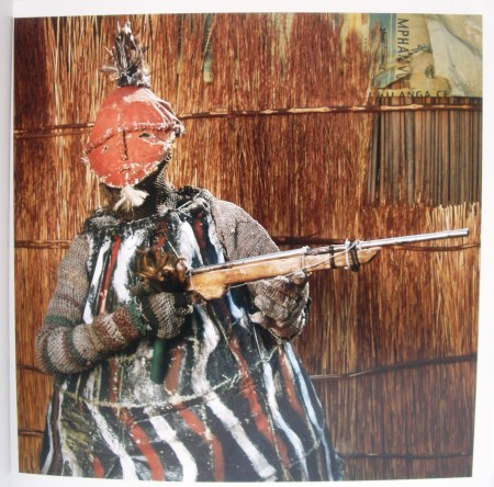 Maske Phyllis Galembo -Kanjelela - Zambia 2007