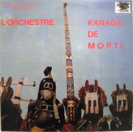 Kanaga de Mopti cover gecomp