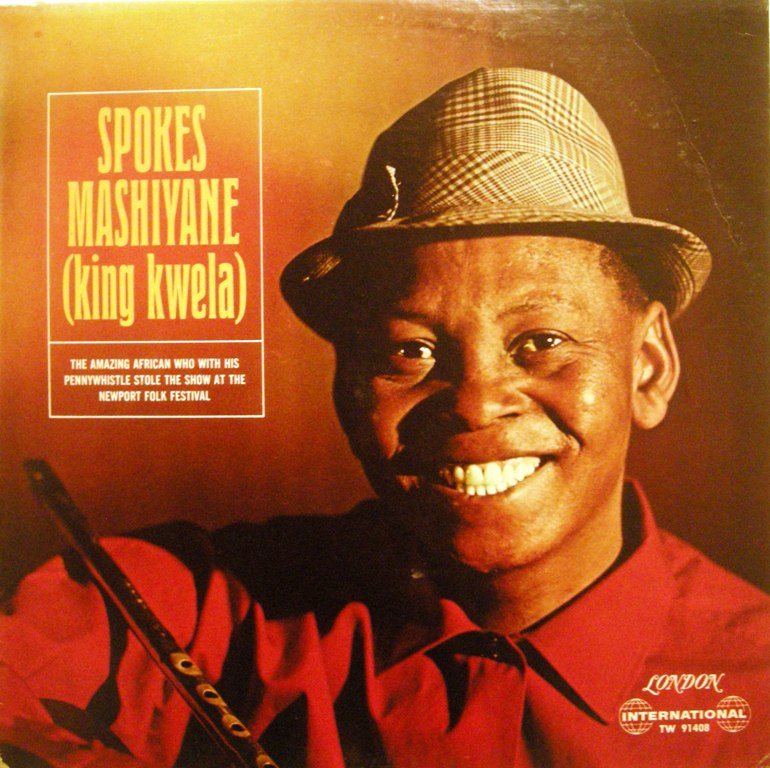 Spokes Mashiyane King Of The Penny Whistle