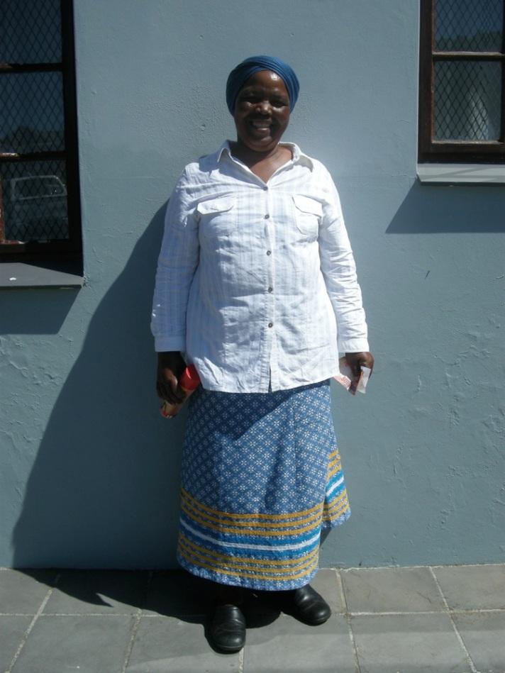 Joyce Matiwana