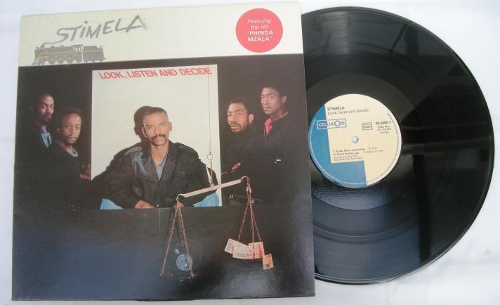 stimela -look listen and decide