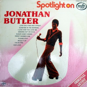 jonathan butler front cover