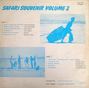 safari souvenir vol 2 achter