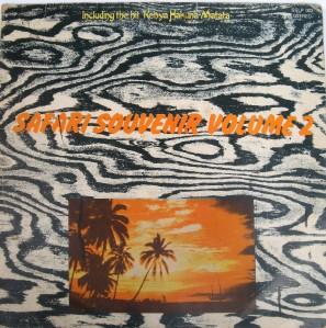 safari souvenir vol 2 cover front
