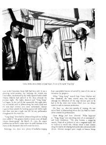 king kong london programme titel pagina 10