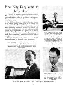 king kong london programme titel pagina 7