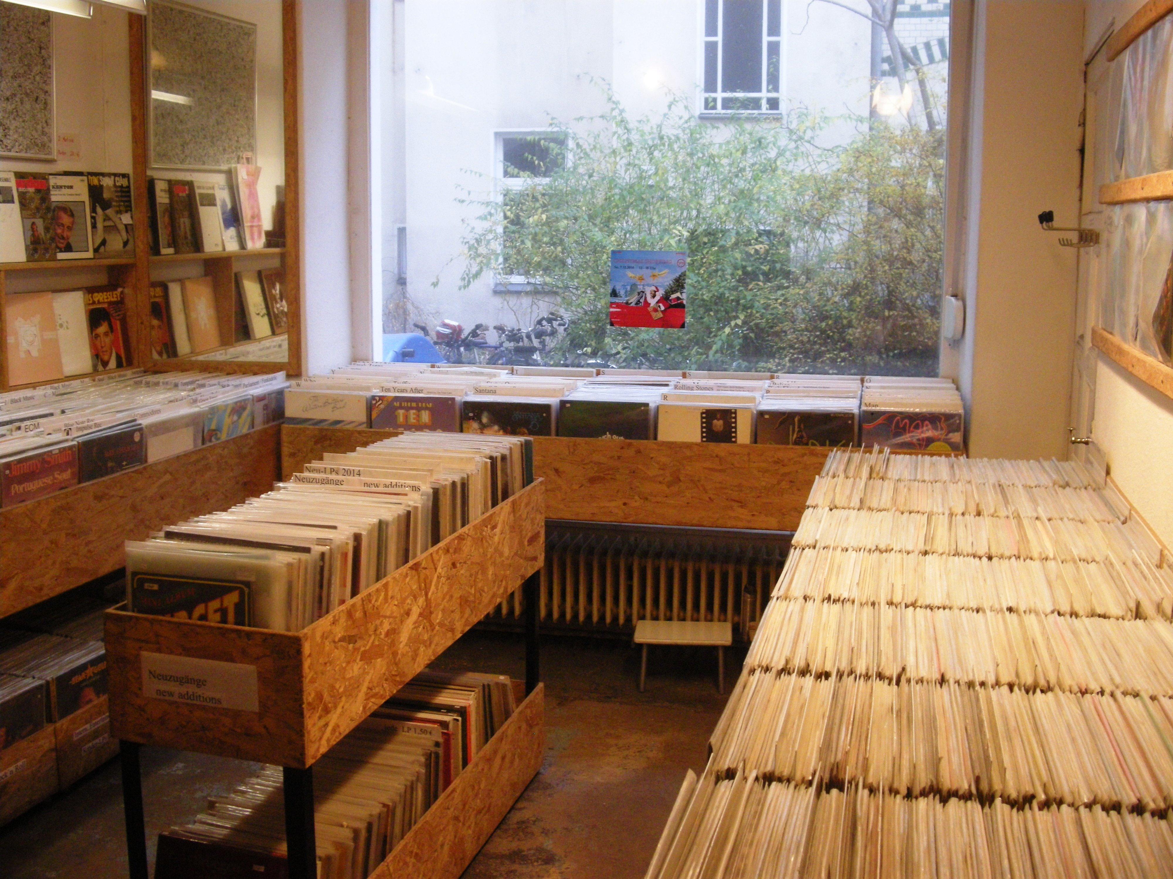 Berlin Recordshops Soul Safari