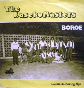 the kasekomasters -boroe cover watermarked