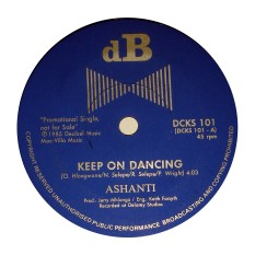 ashanti -keep on dancing