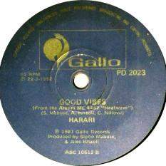 harari -good vibes