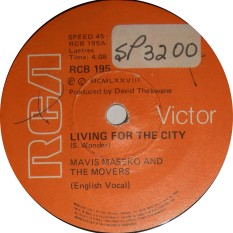 Mavis Maseko and the movers -living for the city