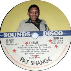 Pat Shange -Thembi