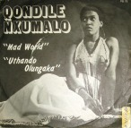 qondile nxumalo -mad world cover
