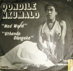 qondile nxumalo -mad world cover