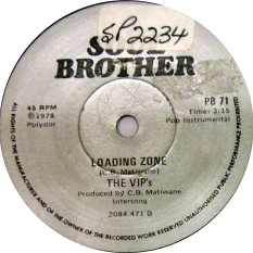 the vips -loading zone
