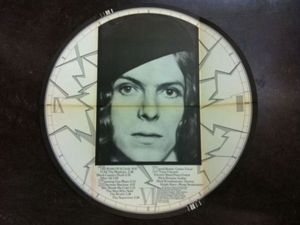 Bowie -the man who sold the world