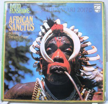 african-sanctus-lp-cover-voor