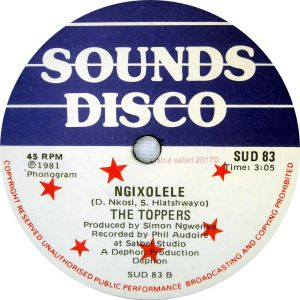 the-toppers-ngixolele-label