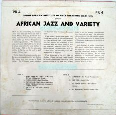 african jazz & variety cover back watermarked