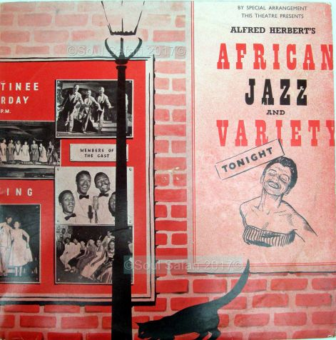 african jazz & variety cover front watermarked