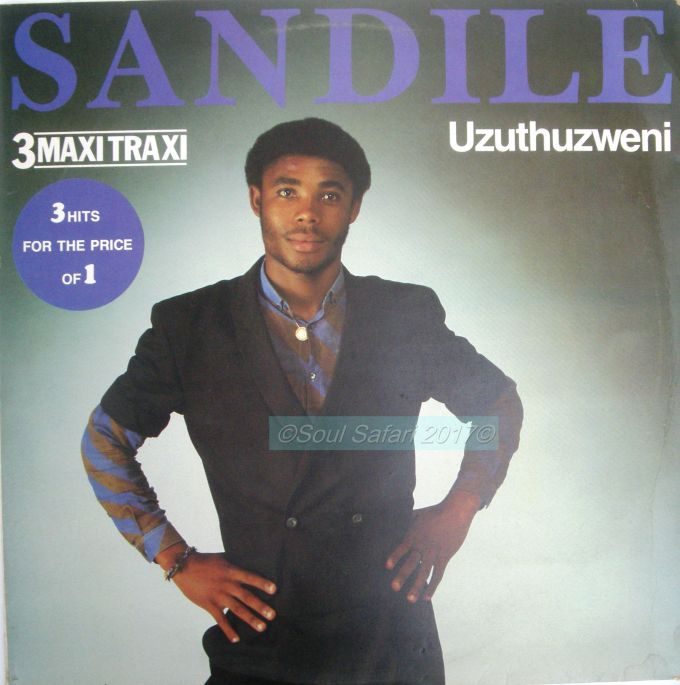 Sandile -Uzuthuzweni cover watermarked