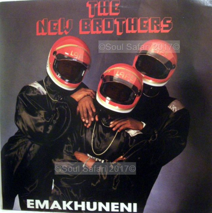 The New Brothers -cover watermarked