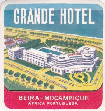 grande hotel beira mozambique afbeelding