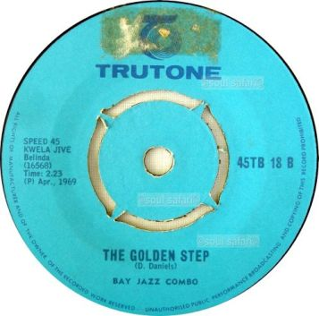 ray jazz combo -the golden step gecomp