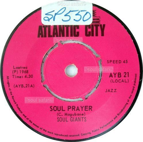 African Jazz – Soul Safari