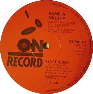 Pamela Nkutha -gambling 12 inch